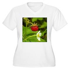 Wild Strawberry Plus Size T-Shirt