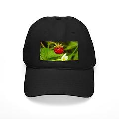 Wild Strawberry Baseball Hat