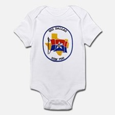 USS Dallas SSN 700 Infant Bodysuit