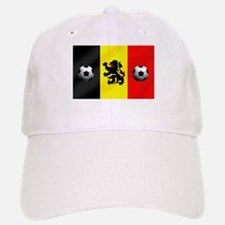 Belgium Football Flag Baseball Baseball Cap