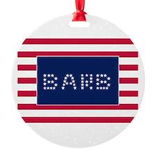 BARB Ornament