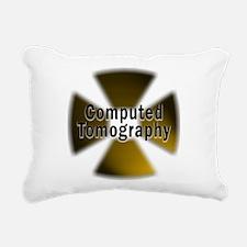 radioactive ct Rectangular Canvas Pillow
