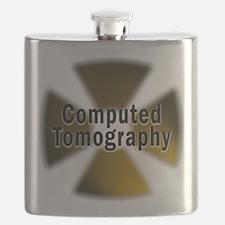 radioactive ct Flask