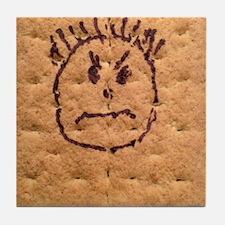 Crazy-Ass Cracker Tile Coaster
