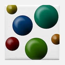 Balls Tile Coaster