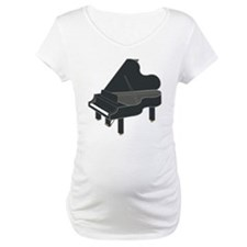 Dark Grey Baby Grand Piano Shirt