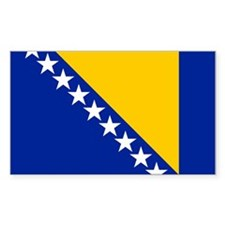 Flag of Bosnia Decal