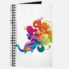 Rainbow Peacock Journal