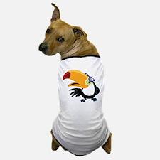 Cartoon Toucan Dog T-Shirt