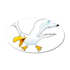 seagull Wall Decal