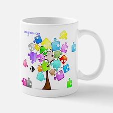 Family Tree Jigsaw Mug