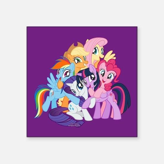 MLP Friends Sticker