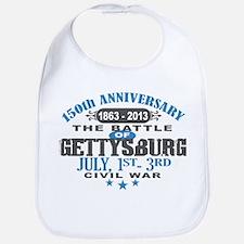 150 Gettysburg Civil War Bib