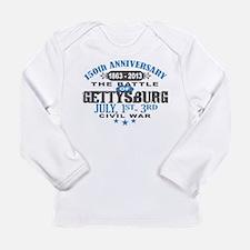 150 Gettysburg Civil War Long Sleeve T-Shirt
