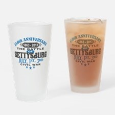 150 Gettysburg Civil War Drinking Glass
