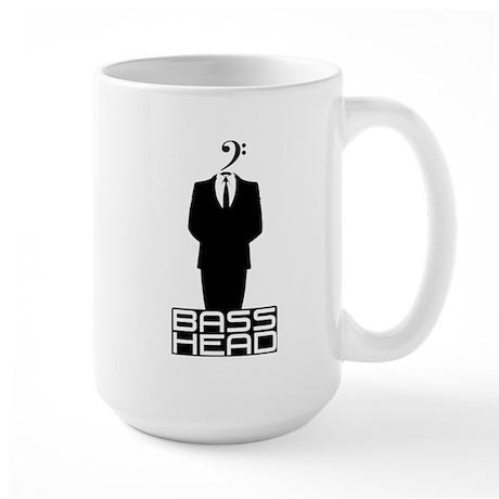 Bass Head Mug