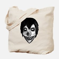 Laughing Jack Stare Tote Bag