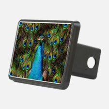 Peacock Watch! Hitch Cover