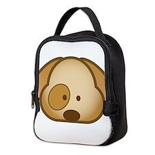 Spot Eye Dog Neoprene Lunch Bag
