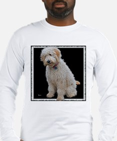 Golden Doodle: Wallace Long Sleeve T-Shirt