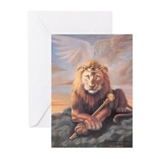 """""""The Scepter"""" Note Cards (Pk of 10)"""