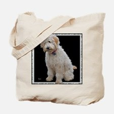 Goldendoodle: Wallace Tote Bag