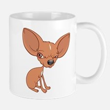 Grumpy Chihuahua Mug