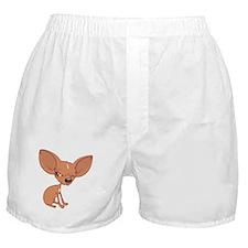 Grumpy Chihuahua Boxer Shorts