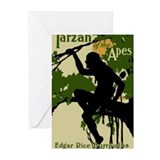 Tarzan Greeting Cards (20 Pack)