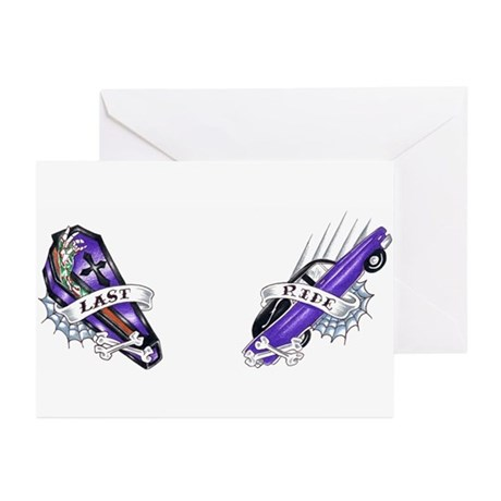 Last Ride Greeting Cards (Pk of 10)