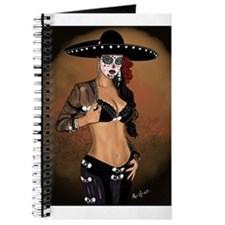 Mariachi Pin-up Art Journal