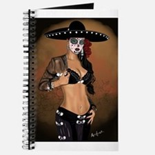 Mariachi Pin-up Art Journal
