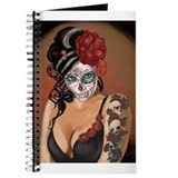 Day of the dead dia de los muertos Journals & Spiral Notebooks