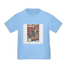 Folkard's Red Riding Hood Toddler T-Shirt