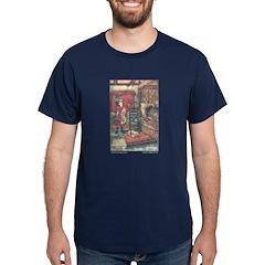 Folkard's Red Riding Hood T-Shirt