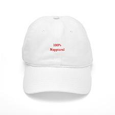 100% Napptural Baseball Cap