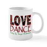 LoveDance logo Mug