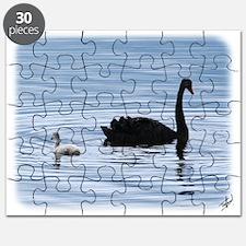 Black Swan and Cygnet 9Y885D-006 Puzzle