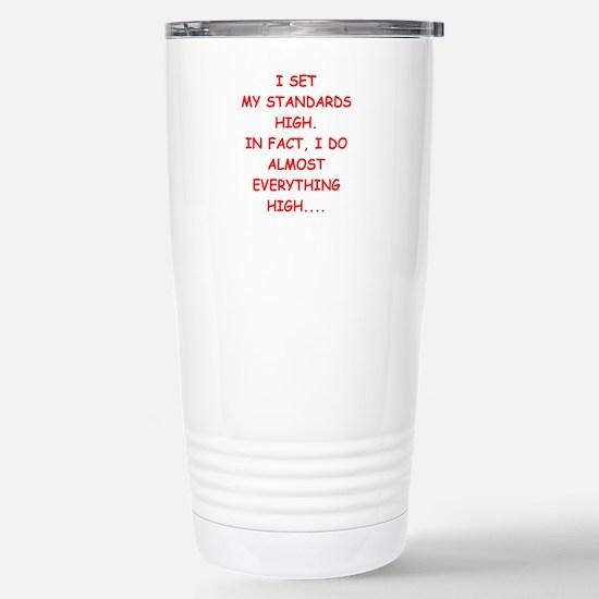 high Travel Mug