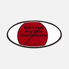 Don't be a Poly Elite DoucheNozzle Patches