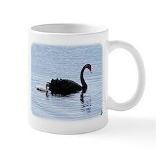 Black Swan and Cygnet 9Y885D-032 Mug