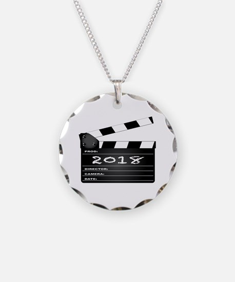 Cute Film production Necklace