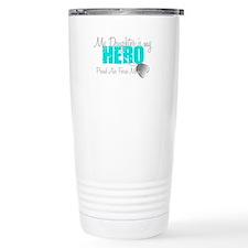 AF Mom Daughter is my Hero Travel Mug