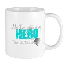 AF Mom Daughter is my Hero Mug