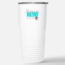 AF Mom Son is my Hero Travel Mug