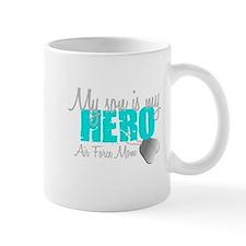 AF Mom Son is my Hero Mug