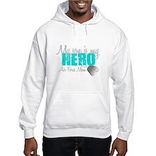 AF Mom Son is my Hero Hoodie