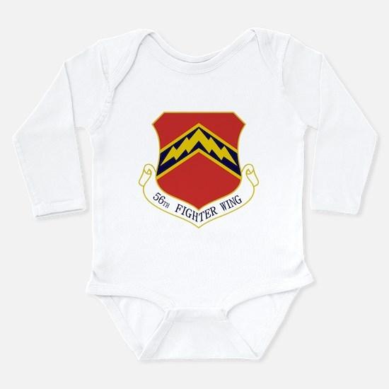 56th FW Long Sleeve Infant Bodysuit