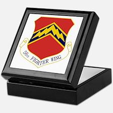 56th FW Keepsake Box