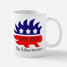 Live Free - Jokerman Mug